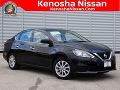 Used 2016 Nissan Sentra SV Sedan in Kenosha, WI