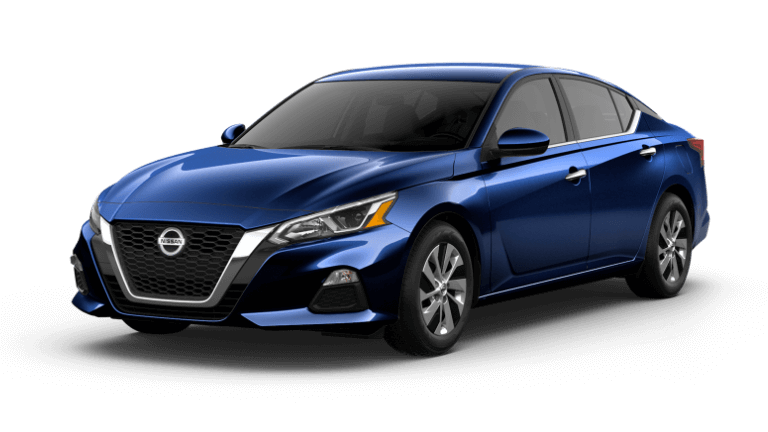 2019 Nissan Altima S in Blue