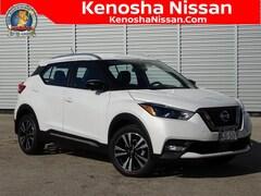 Certified 2020 Nissan Kicks SR SUV in Kenosha, WI