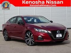 New 2020 Nissan Altima 2.5 SR Sedan in Kenosha, WI