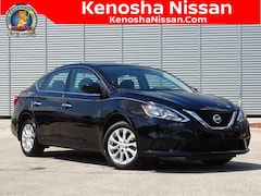 Used 2017 Nissan Sentra S Sedan in Kenosha, WI