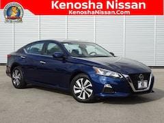 Certified 2020 Nissan Altima 2.5 S Sedan in Kenosha, WI