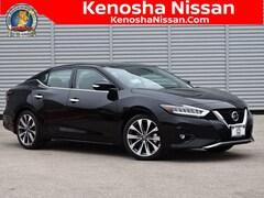 New 2020 Nissan Maxima Platinum Sedan in Kenosha, WI