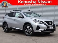 New 2020 Nissan Murano SV SUV in Kenosha, WI