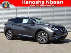New 2020 Nissan Murano SL SUV in Kenosha, WI