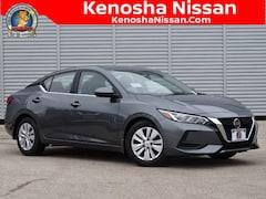 New 2020 Nissan Sentra S Sedan in Kenosha, WI