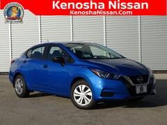 New 2021 Nissan Versa 1.6 S Sedan in Kenosha, WI