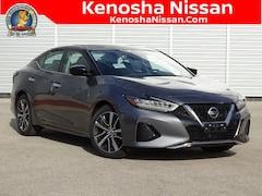 New 2020 Nissan Maxima 3.5 S Sedan in Kenosha, WI