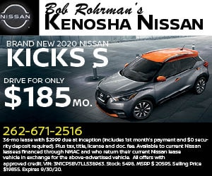 Brand New 2020 Nissan KICKS S