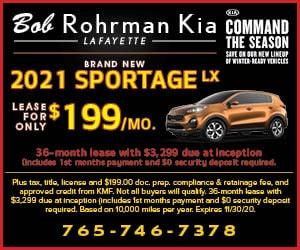 Brand New 2021 Kia SPORTAGE LX