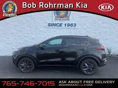 2021 Kia Sportage S SUV