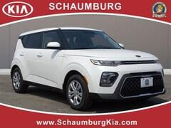 New 2020 Kia Soul LX Wagon in Schaumburg, IL