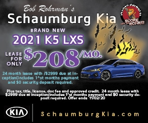 Brand New 2021 K5 LXS