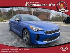New 2021 Kia Stinger GT-Line Sedan in Schaumburg, IL