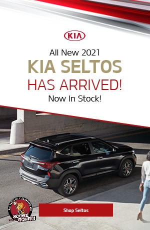 2021 Kia Seltos - Now In Stock!