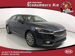 Used 2017 Kia Cadenza Premium Sedan in Schaumburg, IL