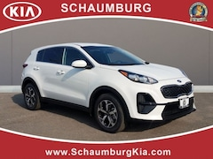 New 2020 Kia Sportage LX SUV in Schaumburg, IL