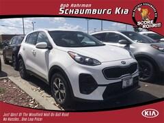 New 2021 Kia Sportage LX SUV in Schaumburg, IL