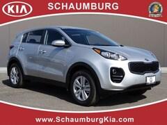 New 2019 Kia Sportage LX SUV in Schaumburg, IL