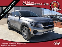 New 2021 Kia Seltos S SUV in Schaumburg, IL