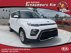 New 2021 Kia Soul LX Hatchback in Schaumburg, IL