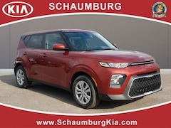 New 2020 Kia Soul LX Wagon in Schaumburg, IL