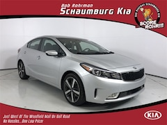 Used 2017 Kia Forte EX Sedan in Schaumburg, IL