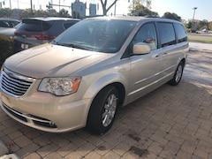 2013 Chrysler Town & Country Touring Van LWB Passenger Van