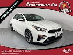 Certified 2019 Kia Forte LXS Sedan in Schaumburg, IL