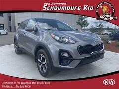 New 2020 Kia Sportage LX SUV in Schaumburg, IL