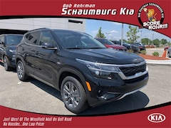 New 2021 Kia Seltos S SUV in Schaumburg, IL