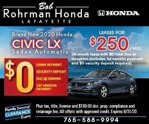 Brand New 2020 Honda CIVIC LX Sedan Automatic
