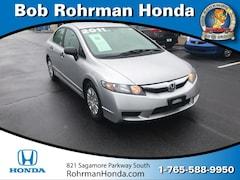 2011 Honda Civic VP Sedan