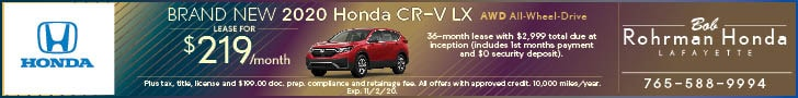 Brand New 2020 Honda CR-V LX AWD All-Wheel-Drive
