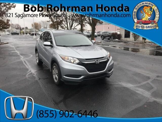 2017 Honda HR-V LX AWD SUV