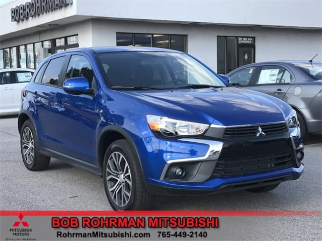 2017 Mitsubishi Outlander Sport ES CUV
