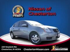 2007 Nissan Sentra 2.0 Sedan