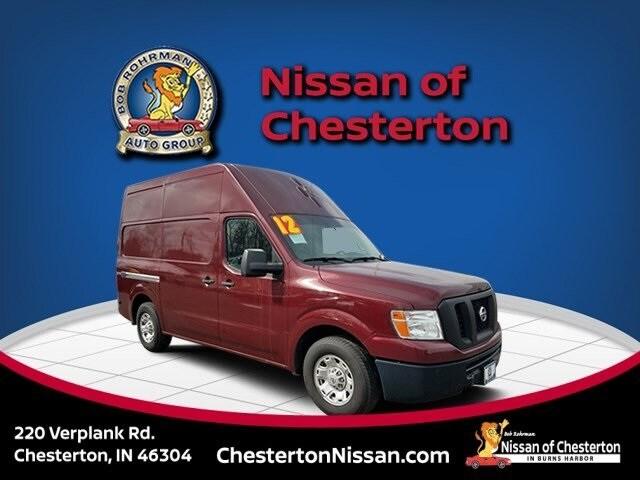2012 Nissan NV2500 HD S Cargo Van