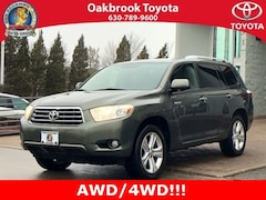 2008 Toyota Highlander Limited SUV
