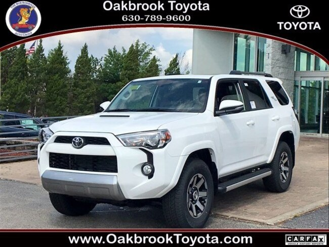 2019 Toyota 4Runner TRD Off-Road Premium SUV