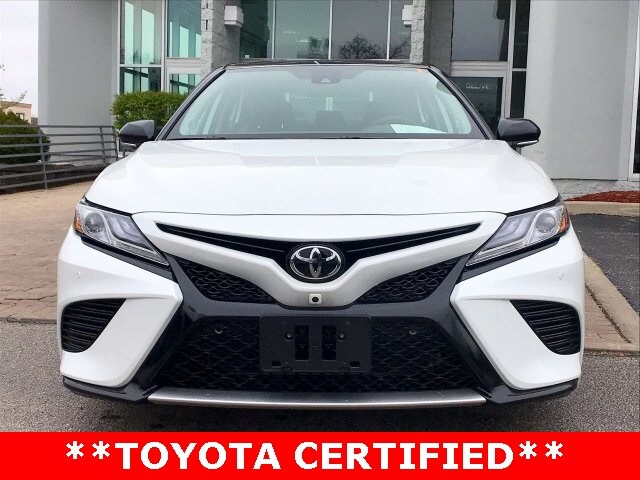 Used 2019 Toyota Camry For Sale at Oakbrook Toyota in Westmont | VIN