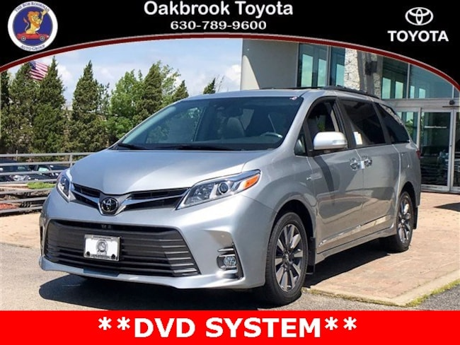 2020 Toyota Sienna Limited Premium Van Passenger Van