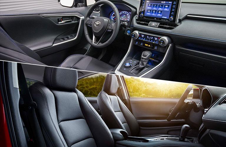 2019 Toyota CHR vs 2019 Honda HRV | Oakbrook Toyota in Westmont