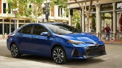 Toyota Model Comparisons | Oakbrook Toyota near Chicago