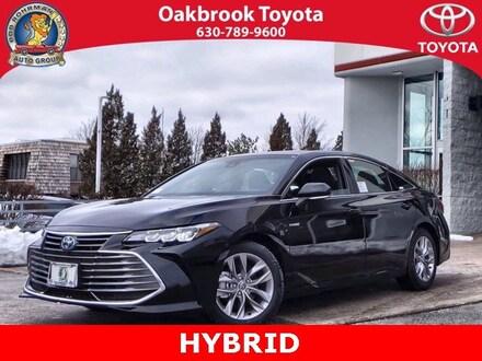 2020 Toyota Avalon Hybrid XLE Plus Sedan