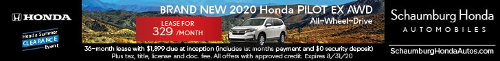 Brand New 2020 Honda PILOT EX AWD All-Wheel-Drive