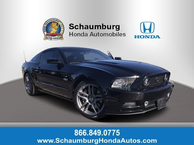 2013 Ford Mustang Coupe