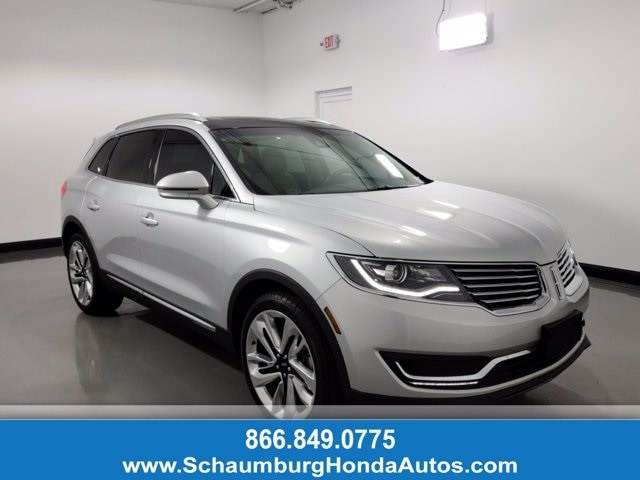 Used Lincoln Mkx Schaumburg Il