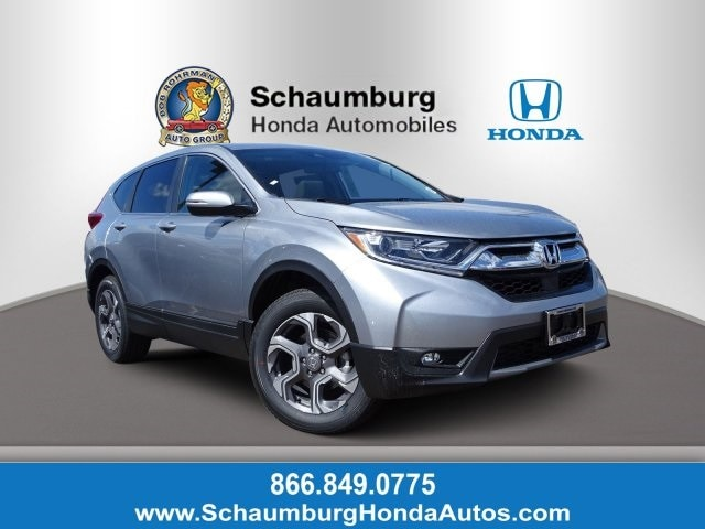 New 2019 Honda CR-V For Sale at Schaumburg Honda Automobiles