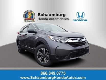New 2019 Honda CR-V For Sale at Schaumburg Honda Automobiles
